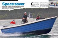 Fastliner 19 Sea Angler Boat test report - Issue 570 May 2019