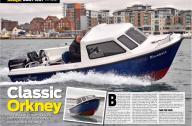 Fastliner 19 Sea Angler Boat test report - Issue 567 Feb2019