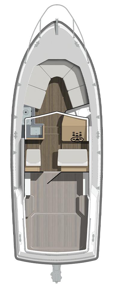 Pilot House 25 Orkney Boats Motor Boats Amp Crafts