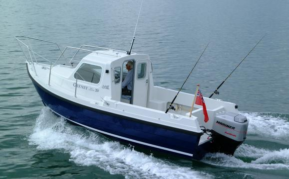 pilot house 20 orkney boats motor boats crafts fishing
