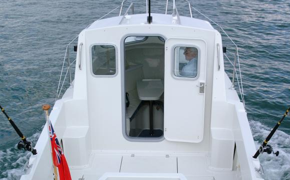 Pilot House 20   Orkney Boats   Motor Boats & Crafts