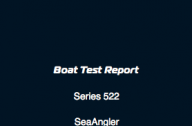 Series 522 Boat Test