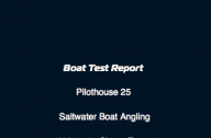 Pilothouse 25