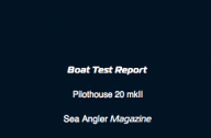 Pilothouse 20 Boat Test